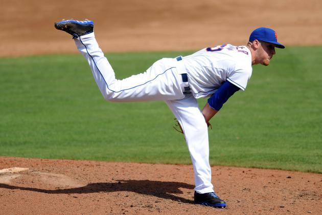 Stock Up, Stock Down for Mets' Top 10 Prospects for Week 10