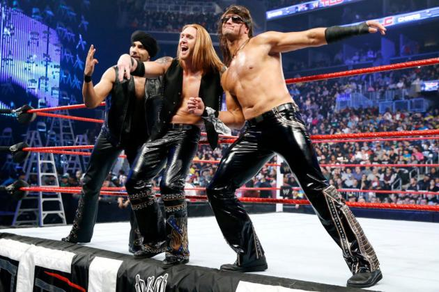 7 Reasons the 3 Man Band Gimmick Should Be Scrapped