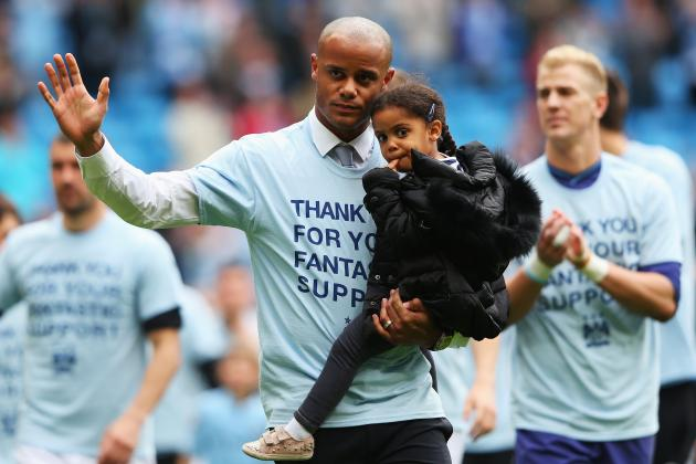 Manchester City: Where Vincent Kompany Ranks Against Best CBs in EPL