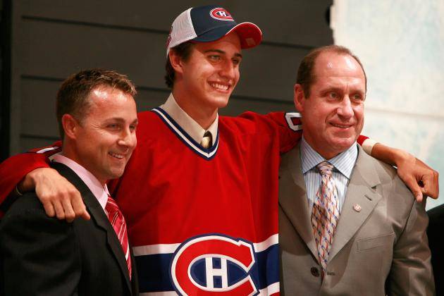 Ranking the 5 Biggest Draft Busts in Montreal Canadiens History