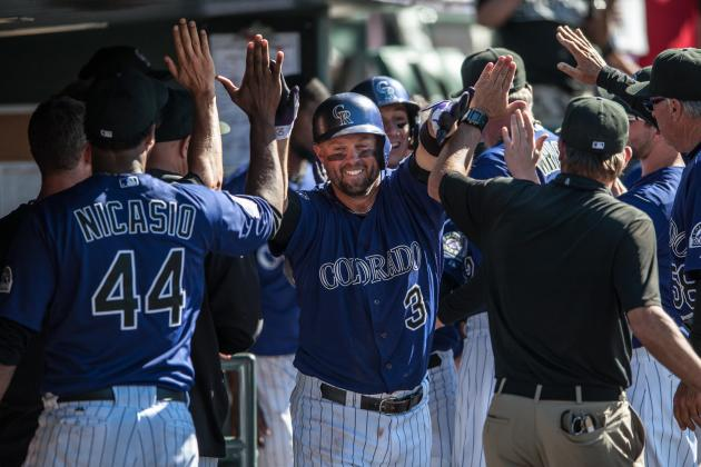 Colorado Rockies: 4 Players Who Deserve All-Star Selections