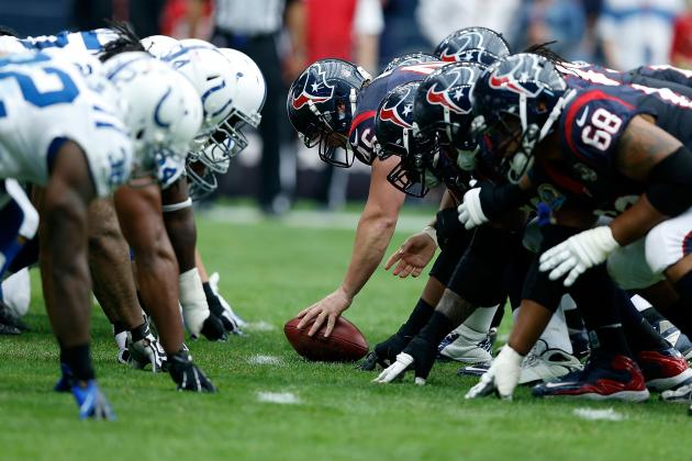 The 8 Games That Will Determine the Houston Texans' Fate in 2013
