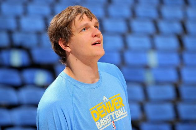 Ranking New York Knicks' Best Free-Agency Options to Add Frontcourt Depth