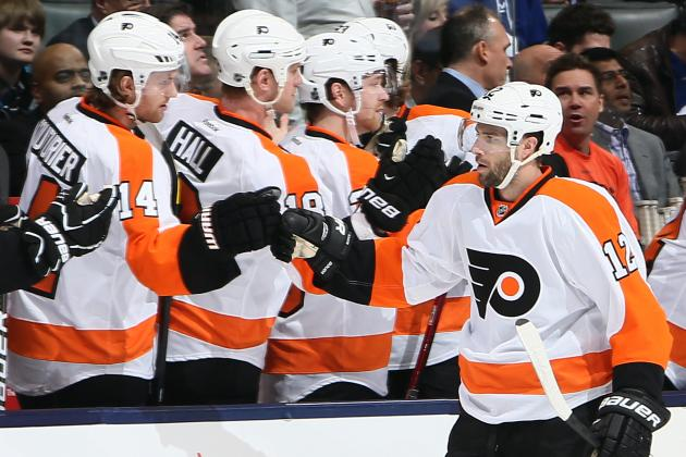 4 Potential X-Factors for Philadelphia Flyers in 2013-14 Season