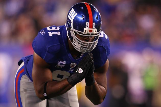 5 New York Giants with the Most to Prove in 2013