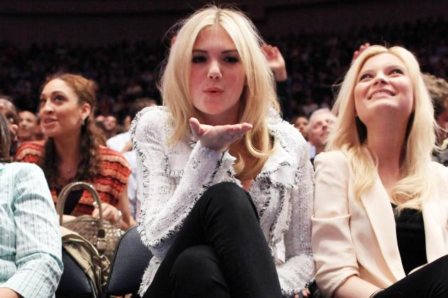 Celebrate Kate Upton's 21st Birthday with Model's Best Sports Moments