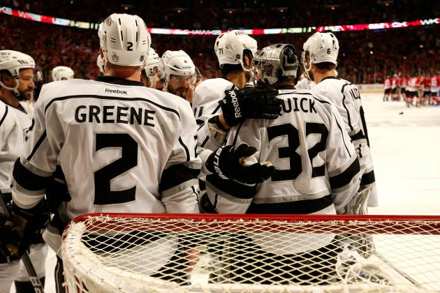 5 Biggest Things Los Angeles Kings Proved in the 2013 Playoffs