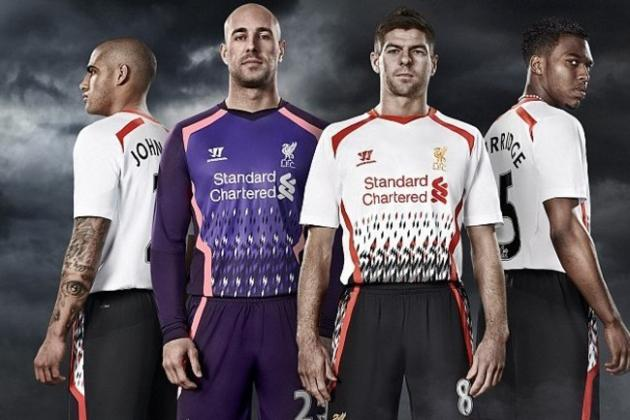 Liverpool's Gaudy New Kits: Just the Latest Example of the Club's Mismanagement