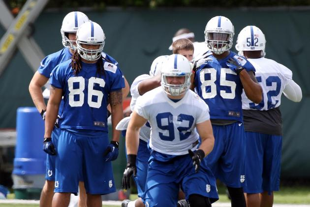 Predicting the Indianapolis Colts Depth Chart, Post OTAs