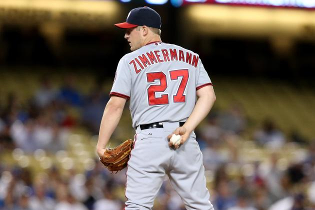 Power Ranking the Nationals Pitching Staff