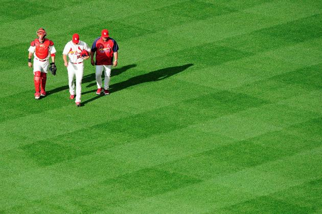 Power Ranking St. Louis Cardinals Rotation by the Performances So Far