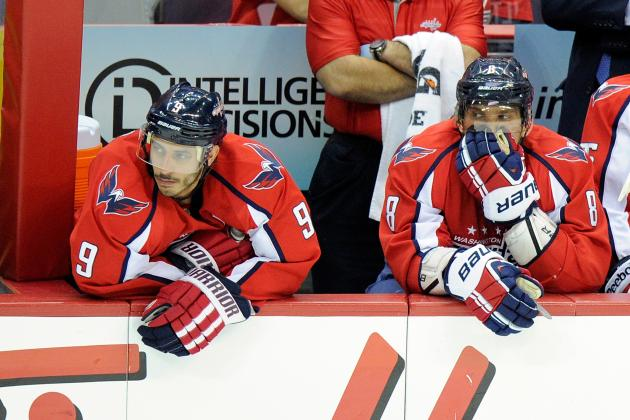 The 5 Biggest Storylines to Follow During the Washington Capitals' Offseason