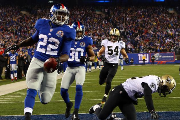Predicting New York Giants Two-String Depth Chart, Post-OTAs