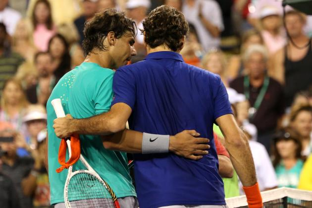 Rafael Nadal, Roger Federer and the Issue of Legacies