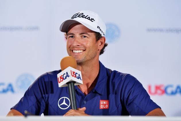 US Open Golf 2013: One Red Flag for Each of the World's Top 10 Golfers at Merion