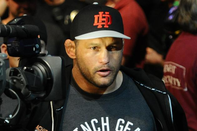 Rashad Evans vs. Dan Henderson: Odds and Predictions for UFC 161