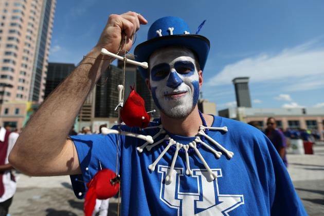 Kentucky Basketball: 5 Reasons to Be Glad You're a Wildcats Fan