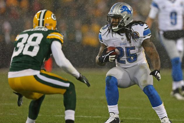 The 5 Games That Will Determine the Detroit Lions' Fate in 2013