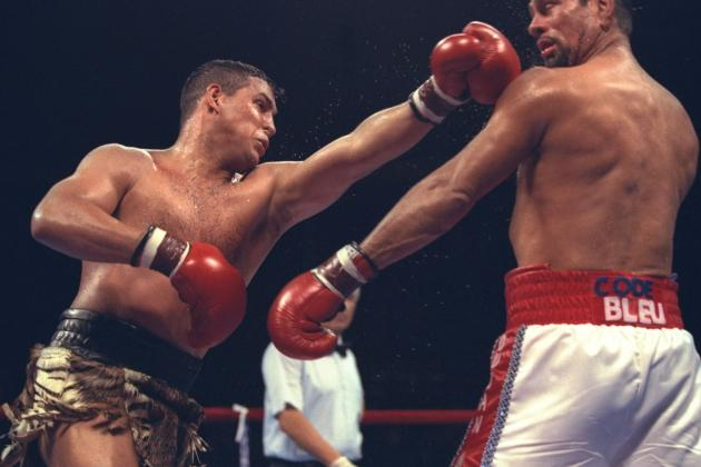 The Boxing Alphabet: The Best All-Time Fighters from A to Z