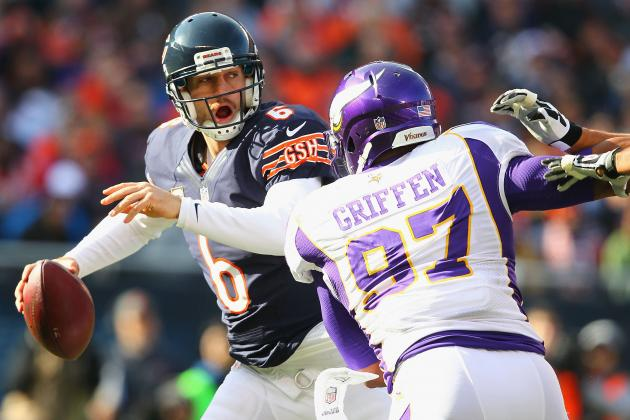 The Eight Games That Will Determine the Bears' Fate in 2013