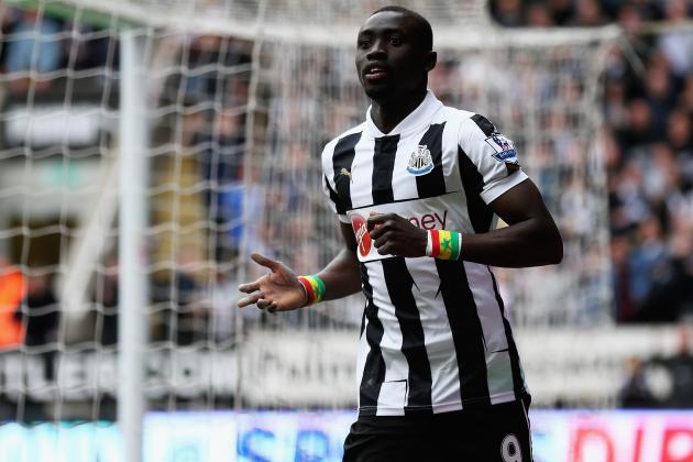 Papiss Cisse: 5 Clubs Most Likely to Make a Move