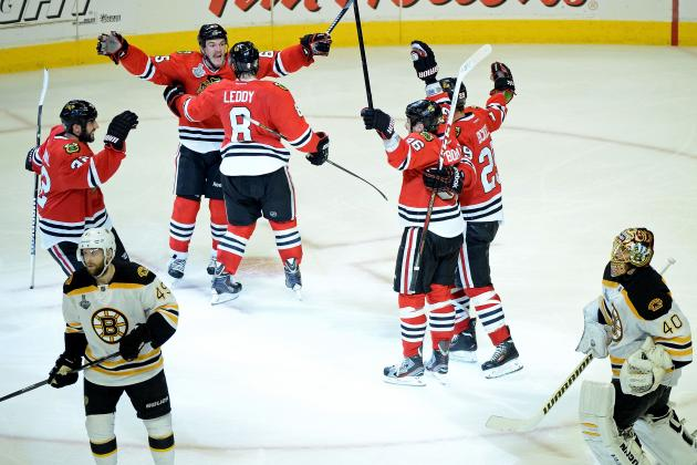 NHL: The 20 Most Unforgettable Moments in Stanley Cup Finals History