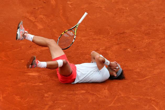 French Open 2013: Final Report Card for the Top Stars at Roland Garros