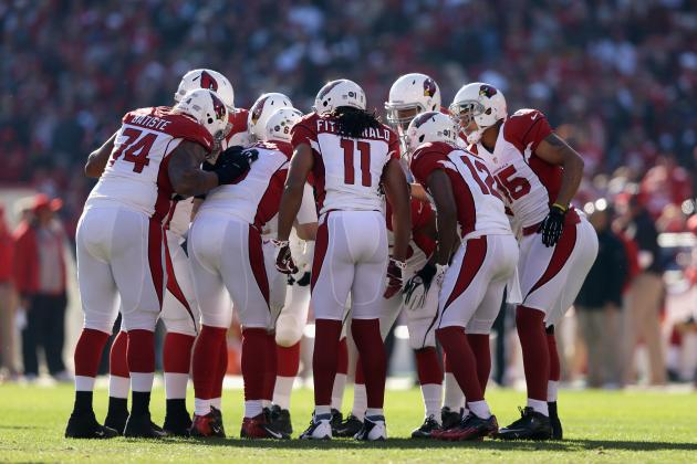 The 6 Games That Will Determine the Arizona Cardinals' Fate in 2013