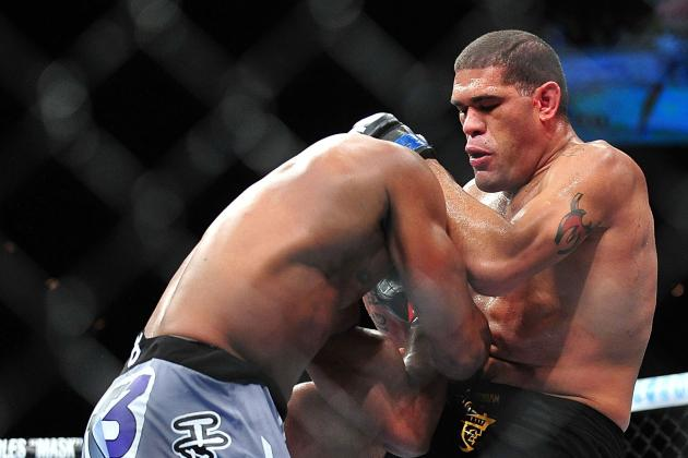 Predicting the UFC Year-End Rankings: Heavyweight