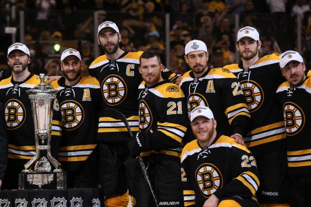 NHL Stanley Cup Final 2013: Critical Keys for the Boston Bruins