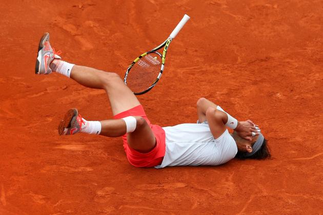 Stock Watch for Top Tennis Stars After the 2013 French Open