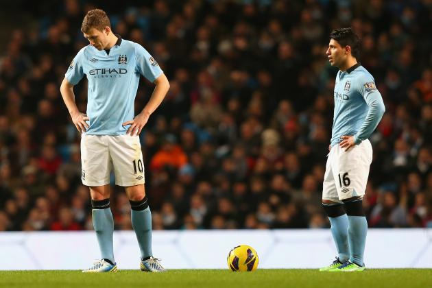 Manchester City: 5 Reasons Why Blues Must Sell Edin Dzeko This Summer