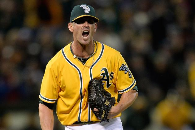 Oakland Athletics: Power Ranking the Pitching Staff so Far This Season