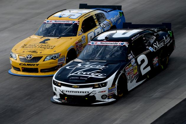 The 5 Nationwide Series Drivers Most Likely to Succeed in the Sprint Cup Series