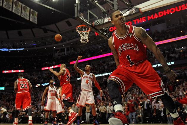 Ideal Backcourt Pairings for Chicago Bulls to Get Derrick Rose Help