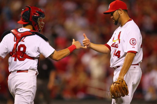 6 Cardinal Players Who Should Be All-Stars in 2013