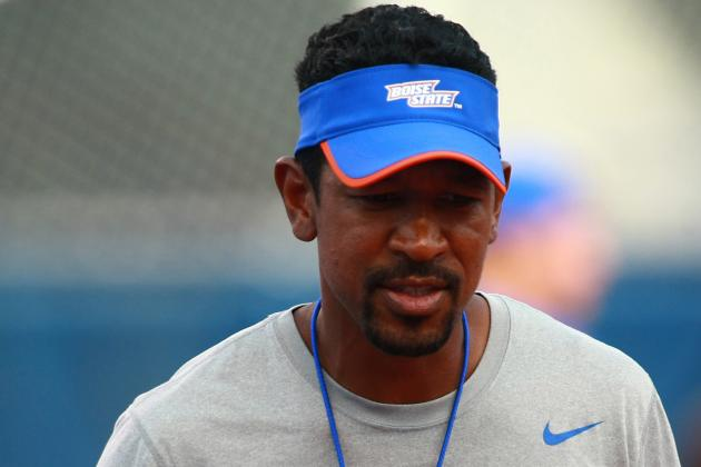 Boise State Football: 3 Biggest Challenges for Broncos' OC Robert Prince