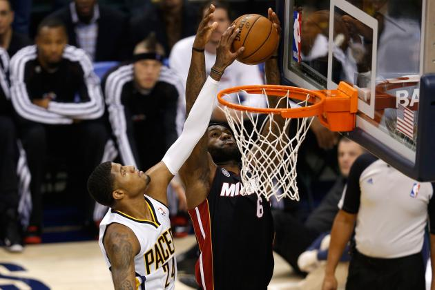 2013 NBA Playoffs: Top 10 Best Plays