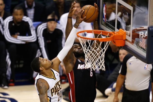 2013 NBA Playoffs: Top 10 Best Plays