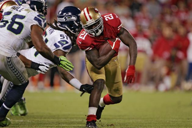 5 Games That Will Determine San Francisco 49ers' Fate in 2013