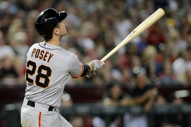 San Francisco Giants Who Should Be All-Stars
