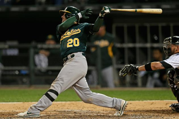 Oakland A's: 5 Players Who Should Be All-Stars in 2013