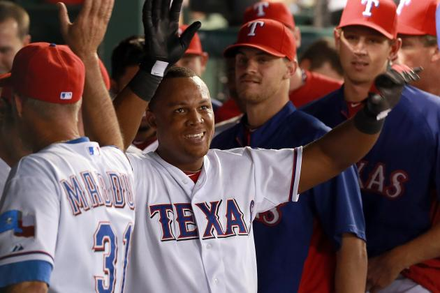 Texas Rangers' 5 Players Who Should Be All-Stars