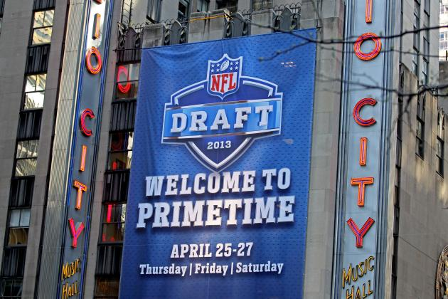 10 Cities the NFL Should Consider for the Draft