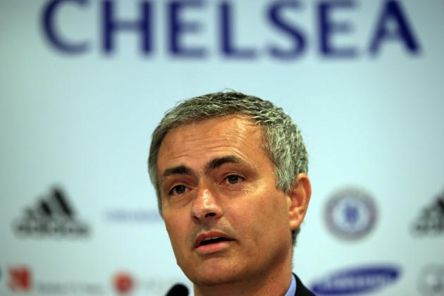 5 Chelsea Players Who Won't Fit the Jose Mourinho Tactical Blueprint