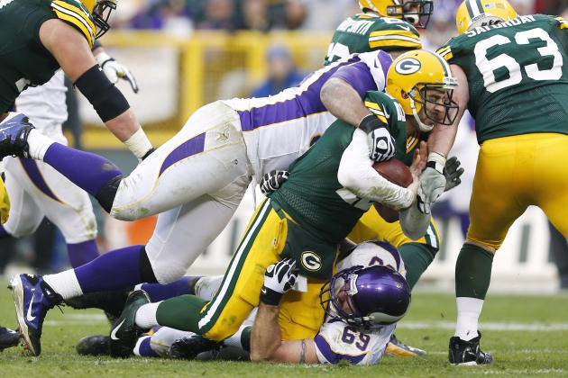 The 5 Games That Will Determine the Vikings' Fate in 2013