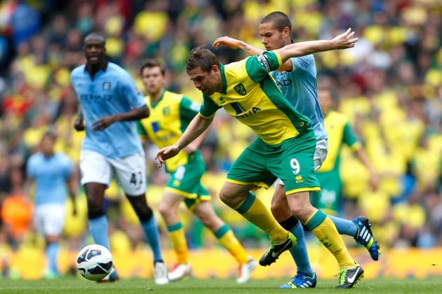 Norwich City's 5 Best Strikers of the Last 10 Years