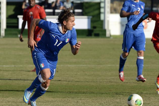 Haiti 2-2 Italy: 6 Things We Learned from International Friendly