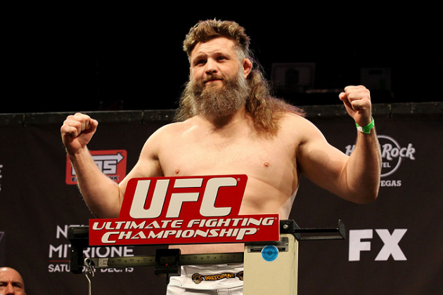 UFC 161 Preview: Roy Nelson vs. Stipe Miocic Head-to-Toe Breakdown