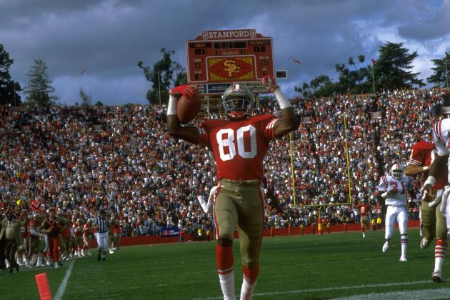 San Francisco 49ers: The All-Time Team